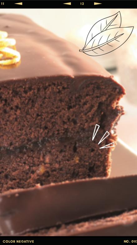 Chocolade Sinaasappelcake Startpagina