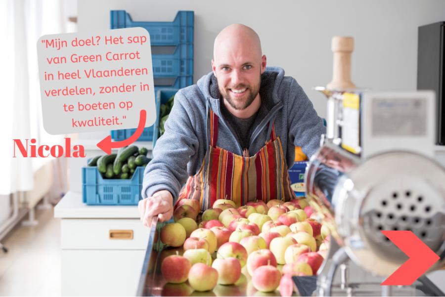 20190829 Green Carrot Hoofdfoto Startpagina
