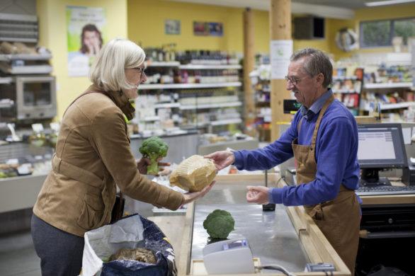 Maria en Joris zijn al 20 jaar zelfstandige winkeliers.
