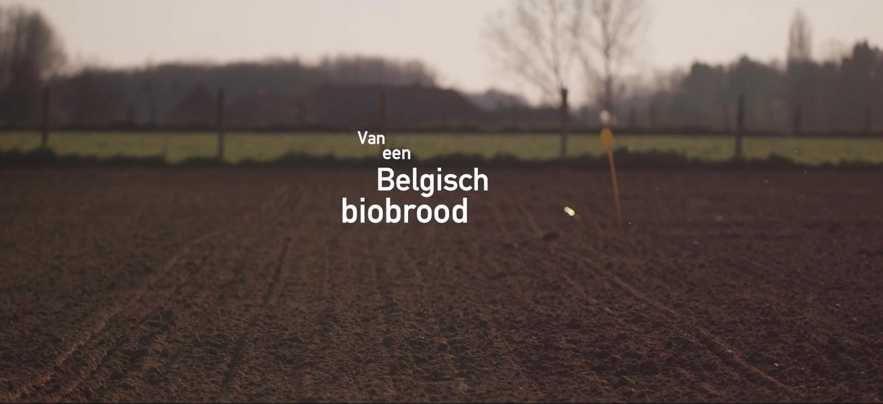 Dit is het verhaal van een Belgisch biobrood