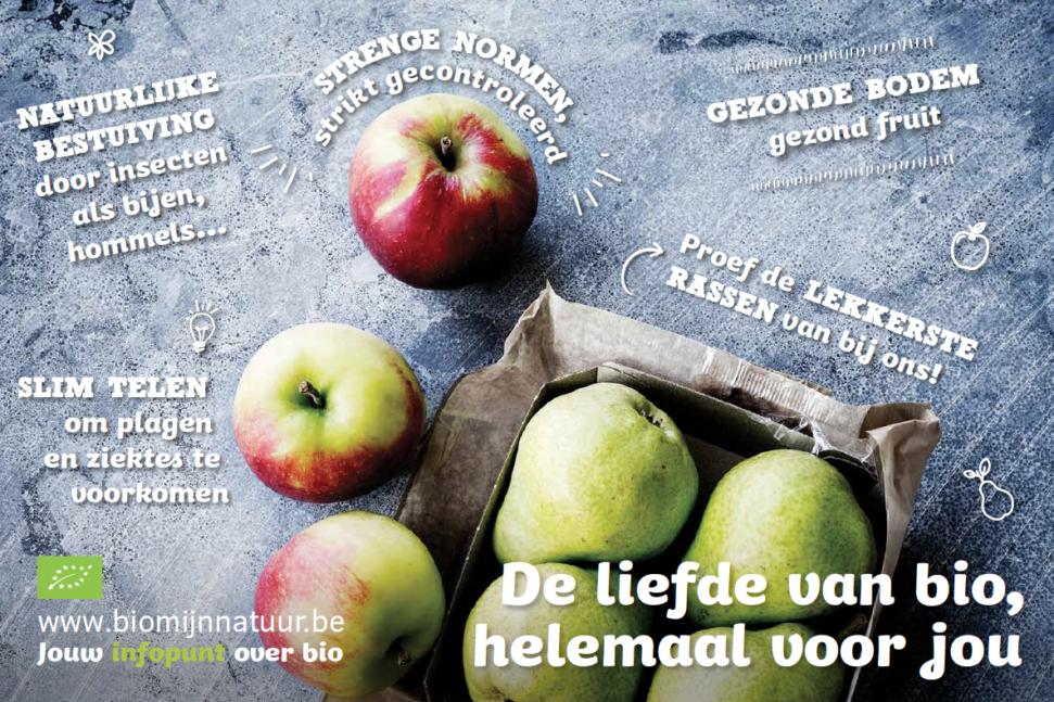 Productweetjes appels en peren