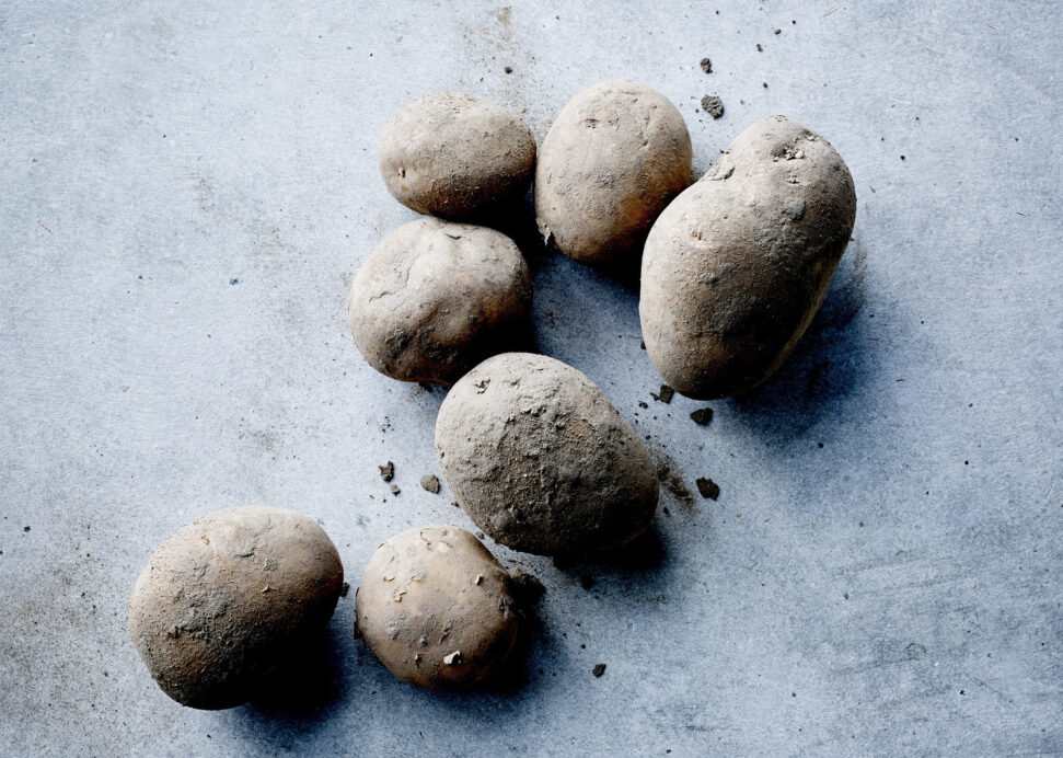 Aardappelen, (c) Wout Hendrickx, styling Debby De Mangelaere